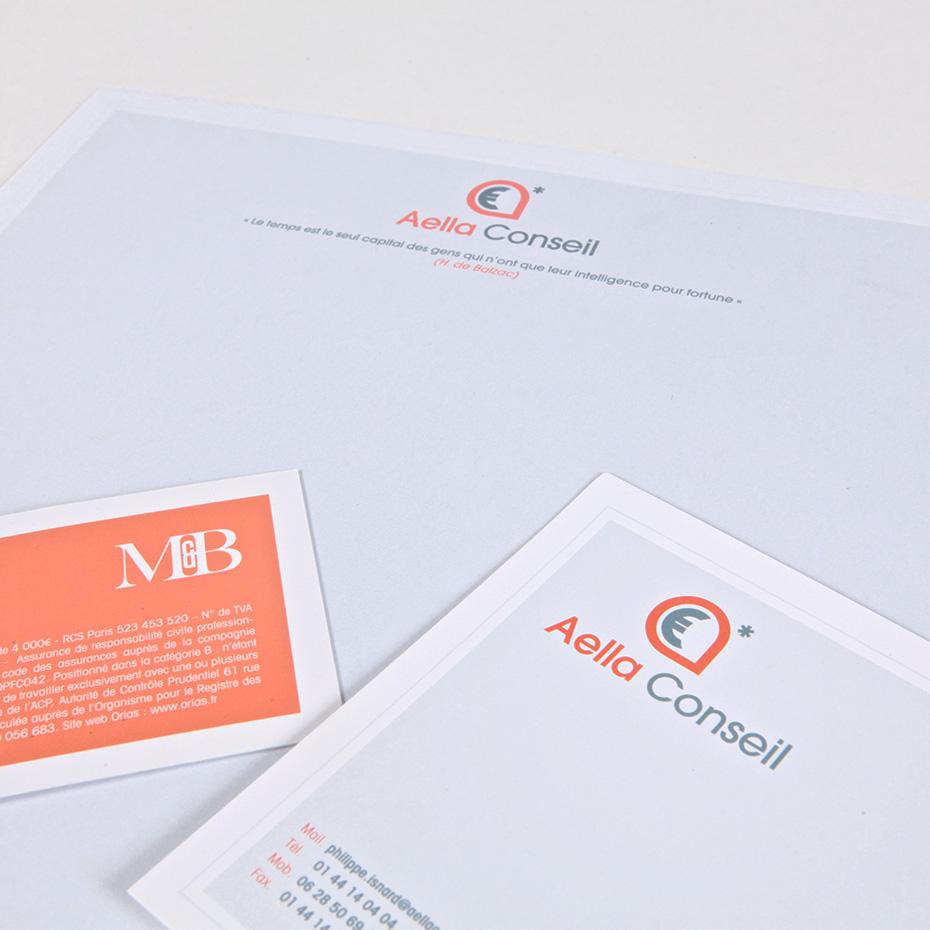 Conception et création de logos, logotypes et chartes graphiques