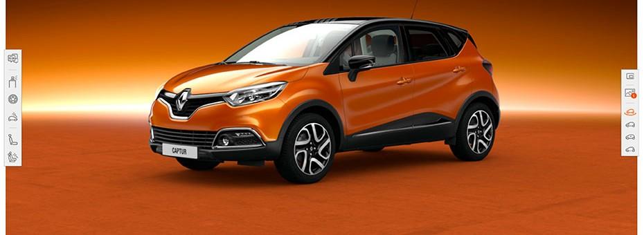 configurateur Renault