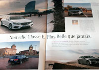Mercedes - magazine printemps 2013