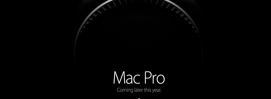 Apple Mac Pro 2014