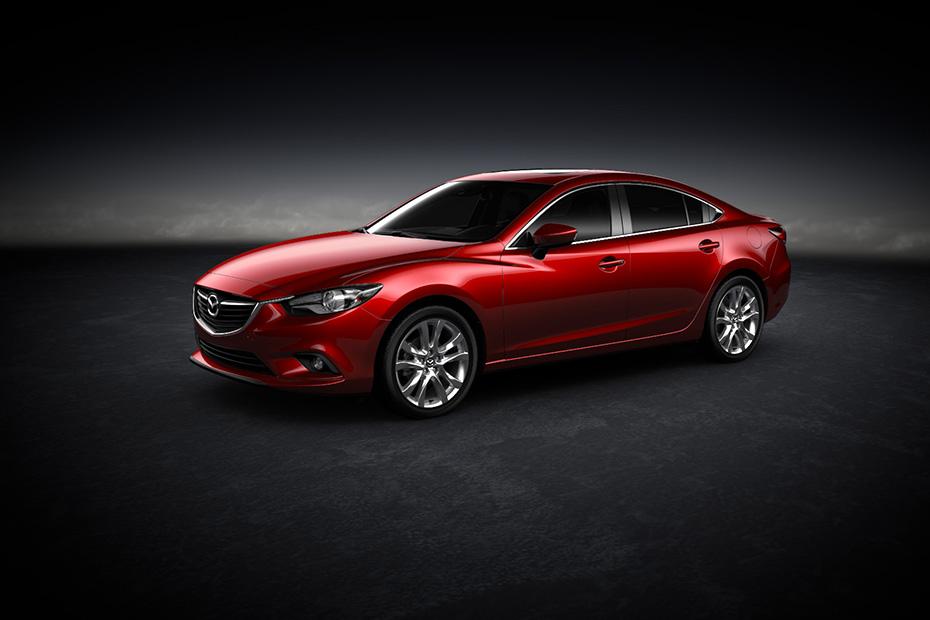 Mazda 6 - 2013 - Design Kodo