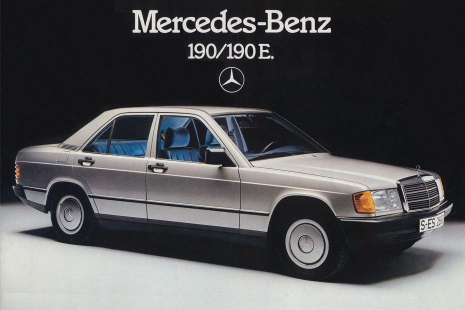 Mercedes Benz 190E 190D