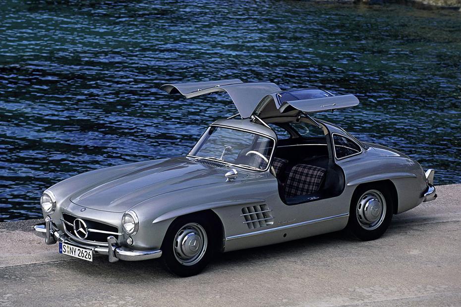 Mercedes 300 SL (1954 - 1963)