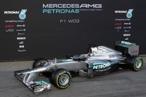 Mercedes FI AMG PETRONAS