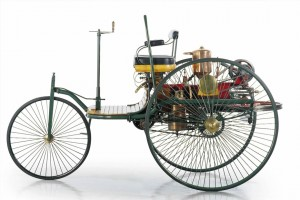 Mercedes Patent-Motorwagen 1886