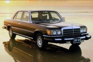 Mercedes 300 - 450 SEL 190D
