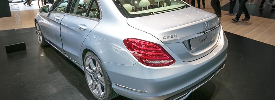 Mercedes Classe C Berline