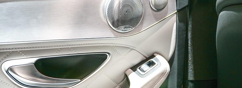 Porte arrière Mercedes Classe C Berline