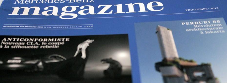 magazine Mercedes Printemps 2013