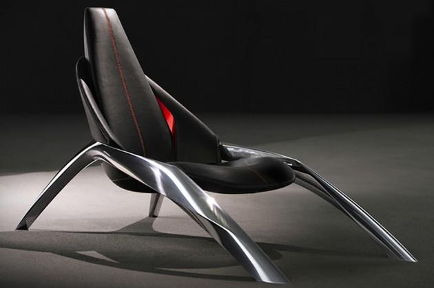 Présent à la Design Week de Milan, le constructeur Mazda est arrivé là où on ne l